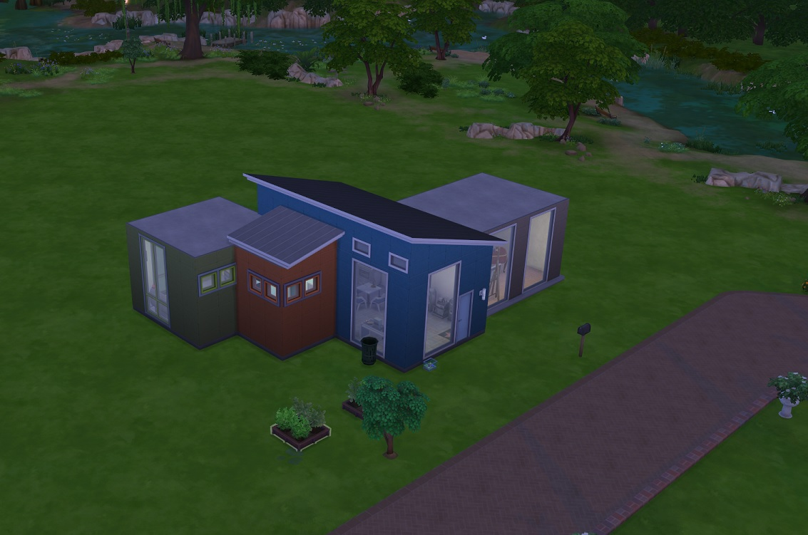 Sims 4 legacy challenge enter generation 2 stylish corpse for Legacy house